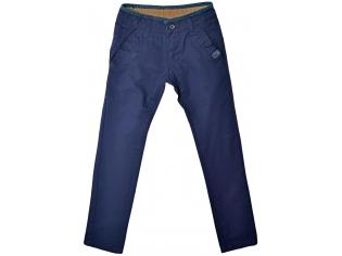 Брюки №K01 синие