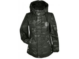 Куртка мальчик №822 зеленая