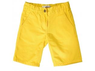 Шорты мальчик №87029 желтые