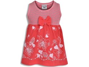 Платье девочка №504 красное