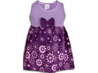 Платье девочка №505 фиолетовое