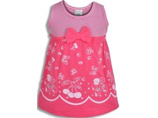 Платье девочка №502 розовое