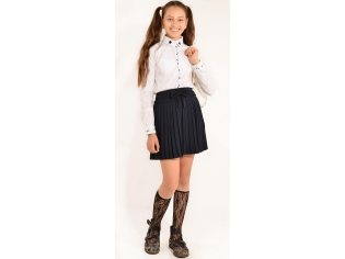 Блузка школьная № 38140