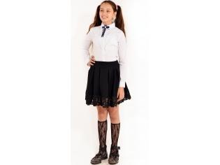 Блузка школьная № 18166