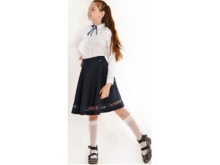 Блузка школьная № 18161
