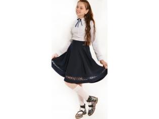 Юбка школьная № 37549