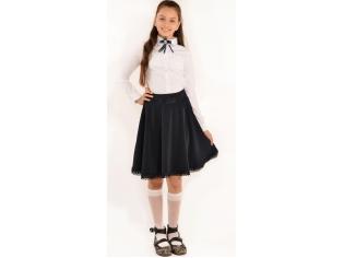Блузка школьная № 18156