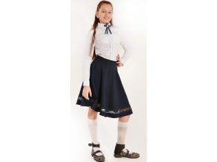 Блузка школьная № 18147