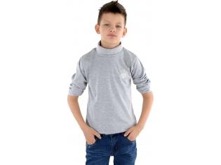 Гольф мальчик №CG2567 серый