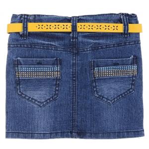 Юбка джинс №4326